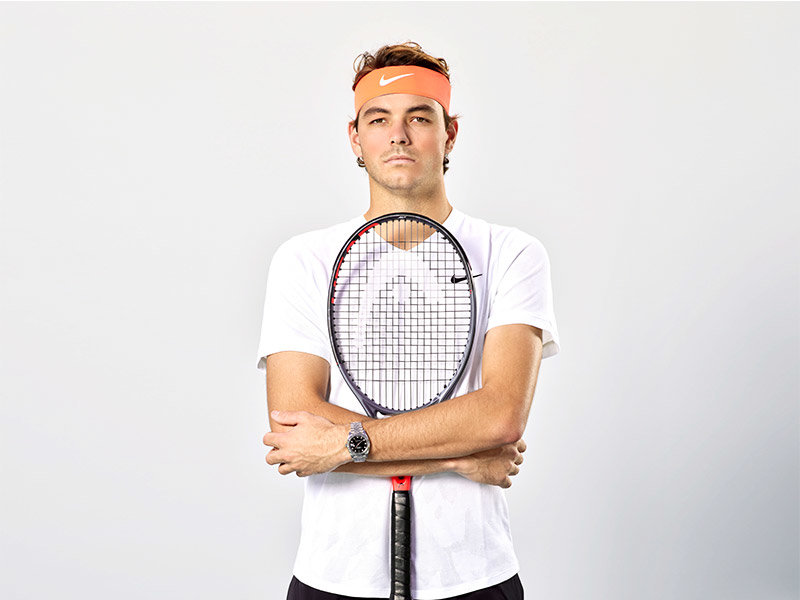 overview Taylor Fritz