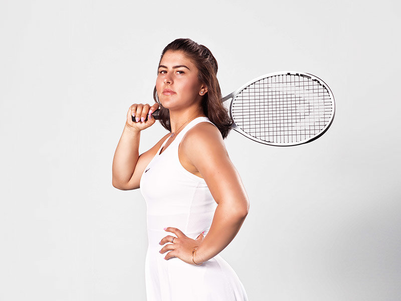 overview Bianca Andreescu