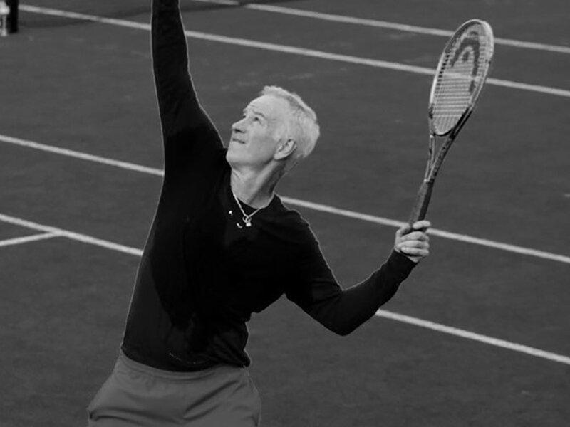 overview John McEnroe